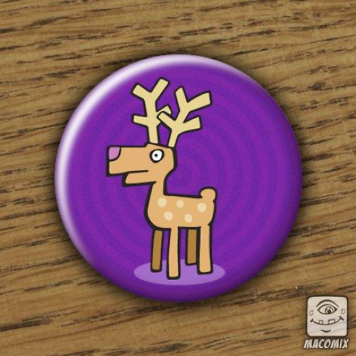 Deer 2 - placka