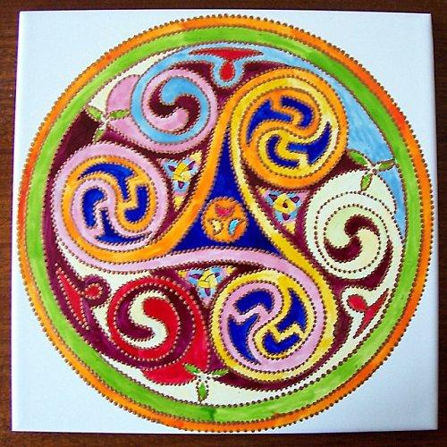 Keltská mandala