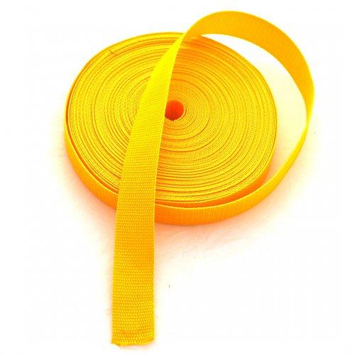 Popruh POP 4 cm - žlutá