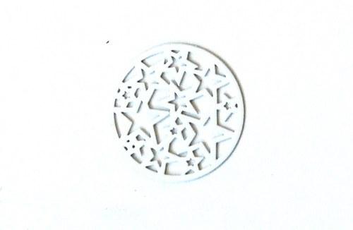 Měděné kolečko - 20mm