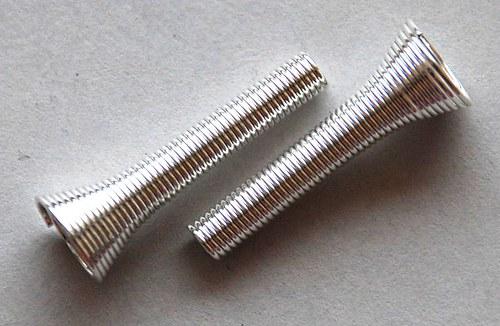 2ks Spirála 9x28mm