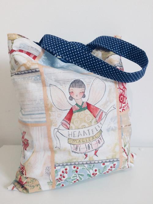 nákupní taška - andělská