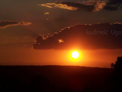 Západ slunce III