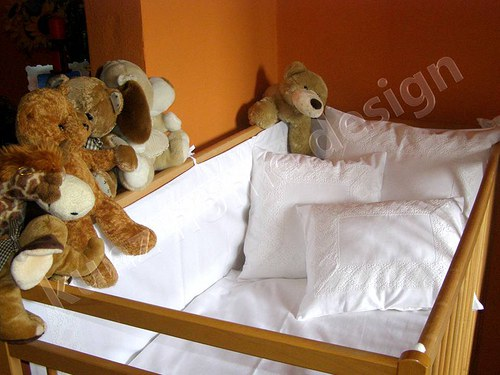 detská posteľná bielizeň ADELA