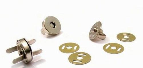 Magnetické zapínání Ø15mm