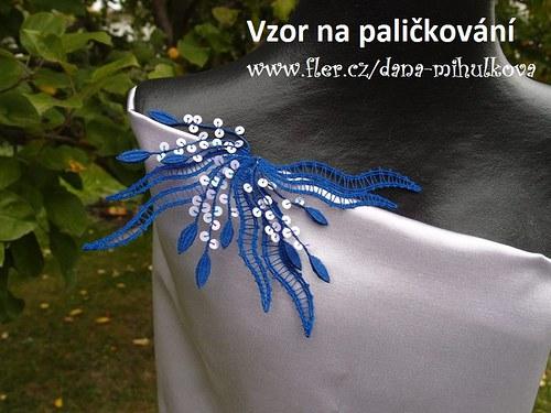 Podvinek 003 - Modrý motivek