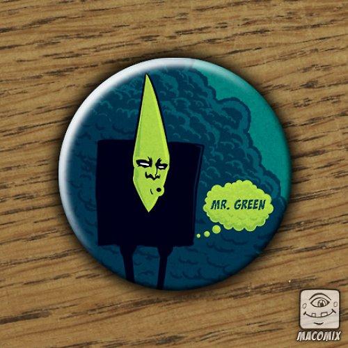 Mr. Green - placka