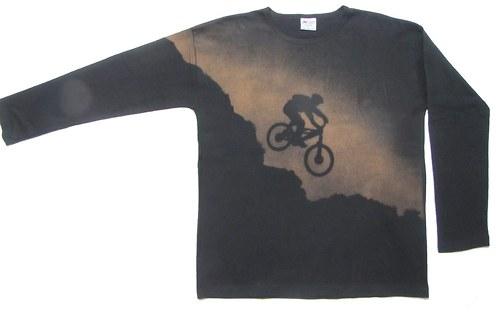 cyklista-dlouhý rukáv