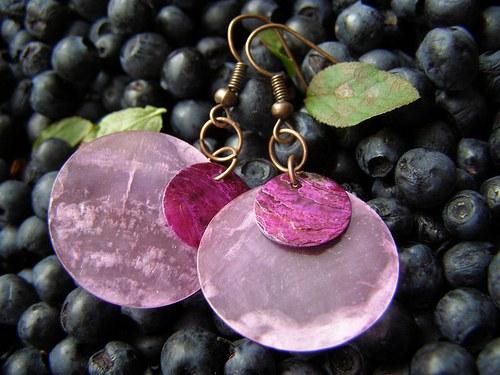 Růžová perleť