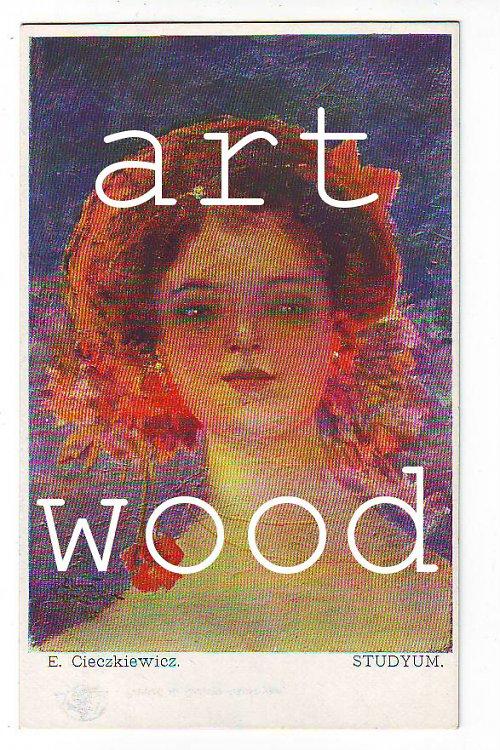 Dobová pohlednice - PORTRÉT DÍVKY č. 398