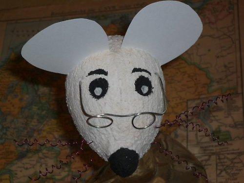 Vidíš už ty bílé myšky?!