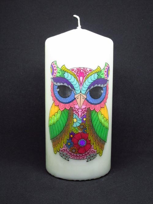 Antistresová svíčka
