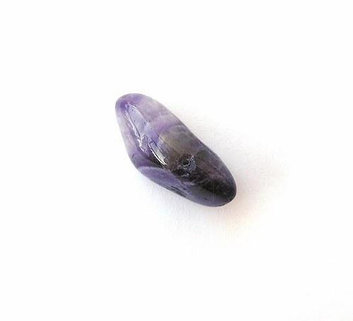 Ametyst, zuby, 18 - 25 mm - 1 kus