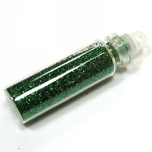 Glitry - zelené