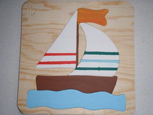 Plachetnice na vlnách