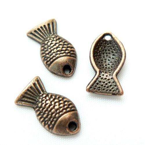 rybka měděná 4ks