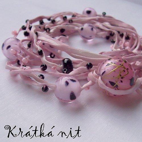 Růžový dalmatin