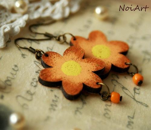 aurantiaco flores