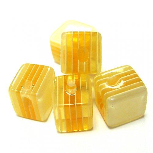 Akrylové kostky - 3ks