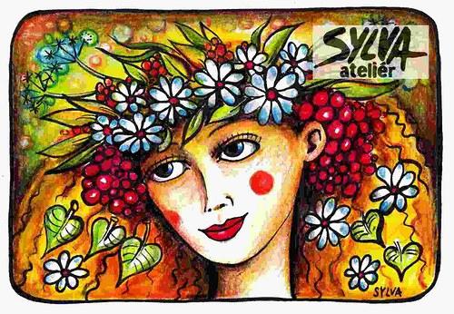 Lesnička- pohlednice