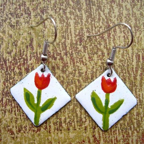 Jarní tulipánky