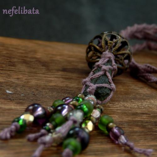 Unibertsoa * amulet z hvězdy - náhrdelník