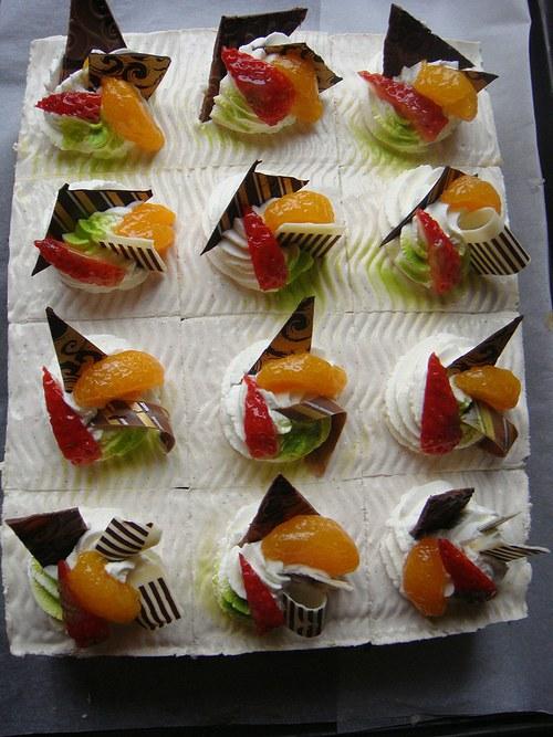 Smetanovo-jablečné řezy