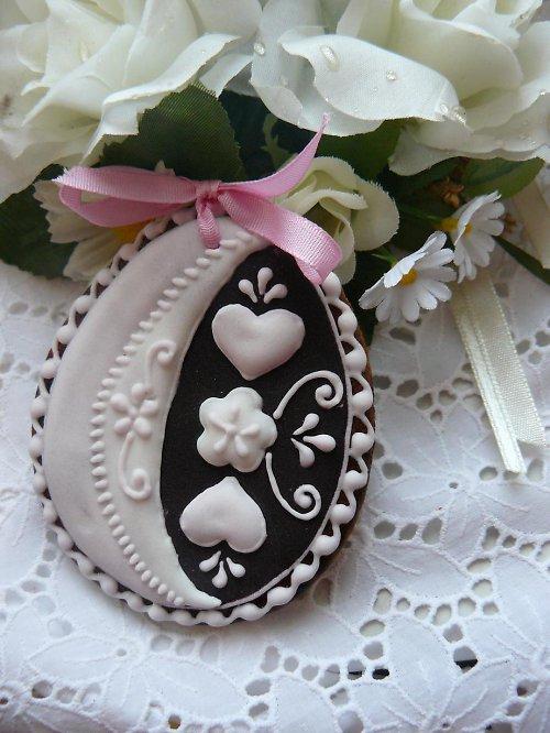 Perníkové velikonoční vejce