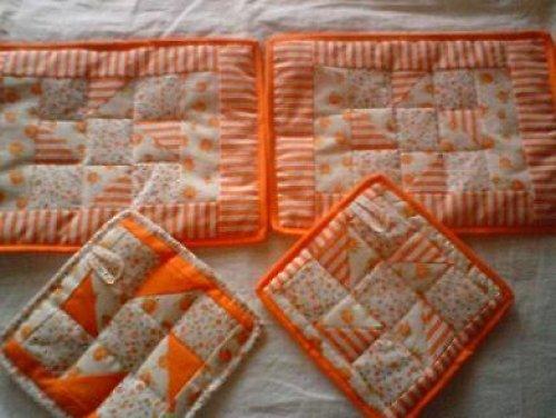 Textilní prostírání