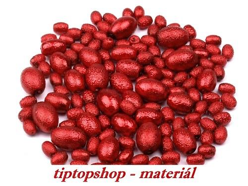Voskované olivky ZIGANA, MIX červený (25g)