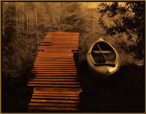 Kanoe u mola