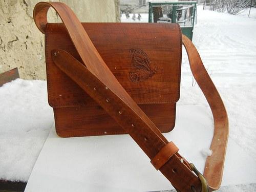 Dámská kabelka Motýl v zimě