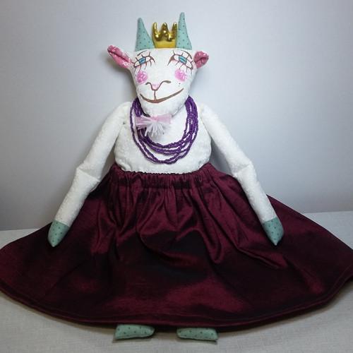 koza ... je princezna