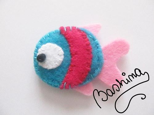 modrá rybka 2:)
