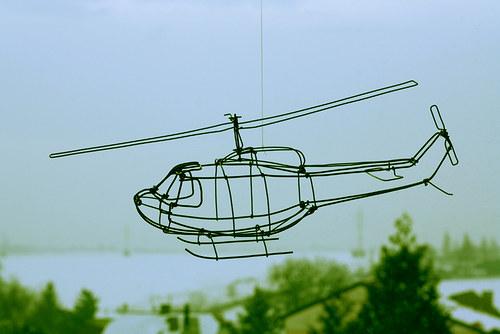 Vrtulník Bell UH-1 Iroquois