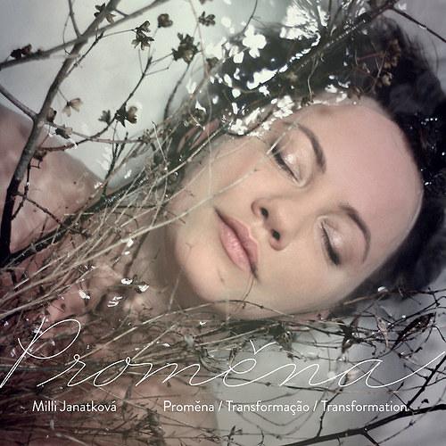 """Autorské CD \""""Proměna\"""" / Milli Janatková"""