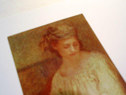 Bukovac V ČEKÁRNĚ - pohlednice č. 1050