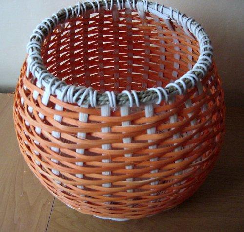 Buclák - páskový koš