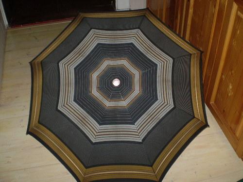 Zataženo.....Deštník dámský