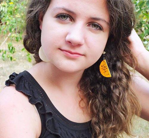 egyptský pomeranč