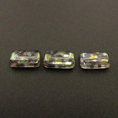 Luxusní exotické perle, 3 ks, 19/12 mm