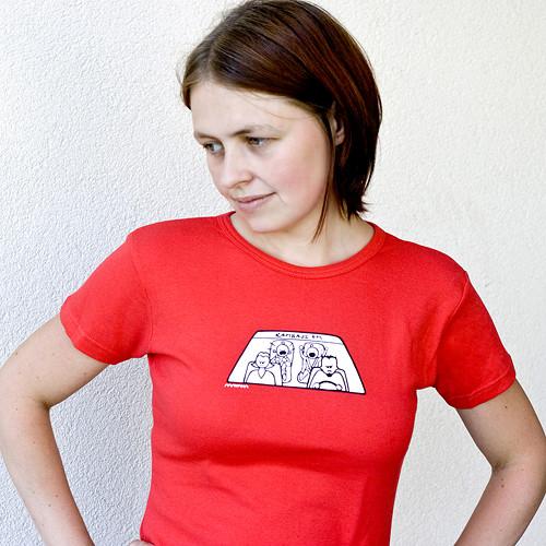 Rambajs FM - triko pro maminky