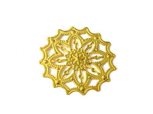2902408/Filigránový ornament jemný, 1 ks