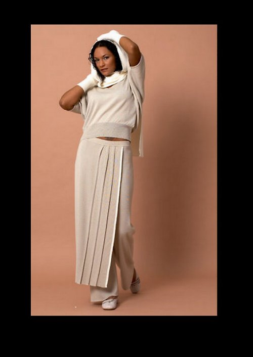 Kalhoty ABLAH kolekce DESERT