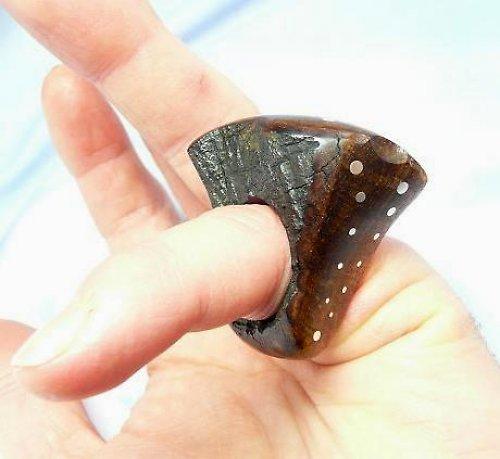 ...prsten...další  OBŘÍ DUBOVÝ....