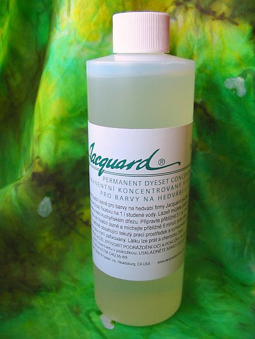 Koncentrovaný fixativ pro barvy Silk Colors GL