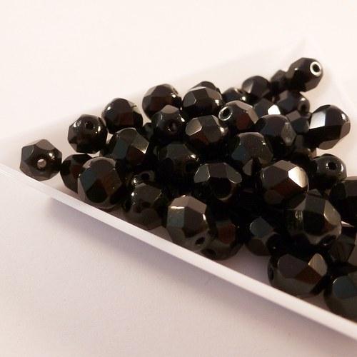 Ohňovky černé 7 mm 25 ks