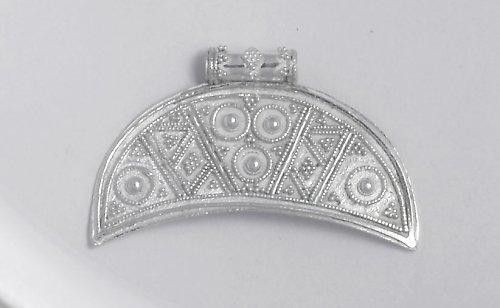 Replika staroslovanské lunety