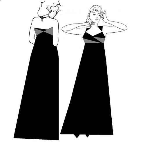 Šaty společenske