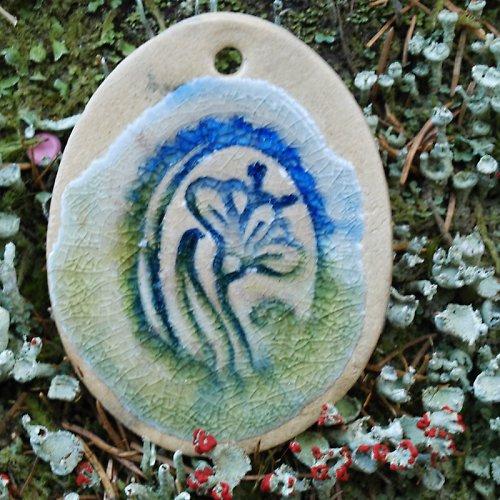 Velikonoční vajíčko sklo a keramika